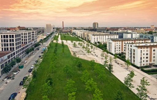 Landschaftsarchitekten München luftbilder landschaftsarchitektur